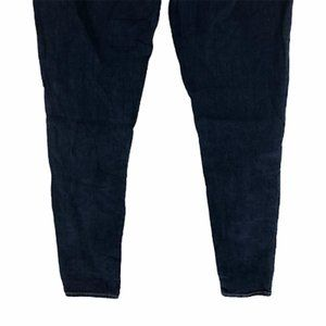 Express Jeans - Express Womens Blue Skinny Legging Denim Jeans 8